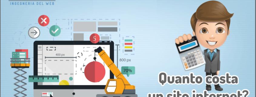 Costo realizzazione siti web