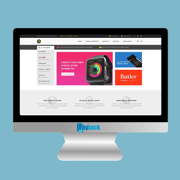 realizzazione sito web ecommerce 1