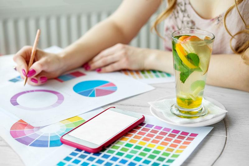 colori template