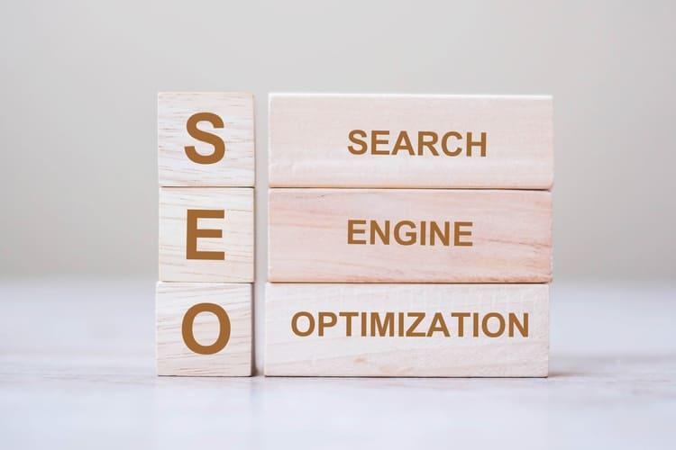 parole chiave seo search engine optimization text