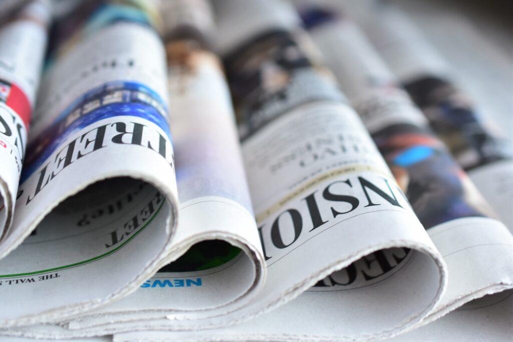 giornali cartacei